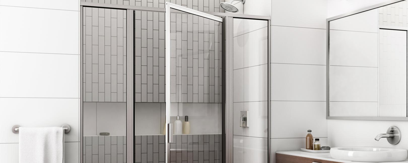 Framed Shower