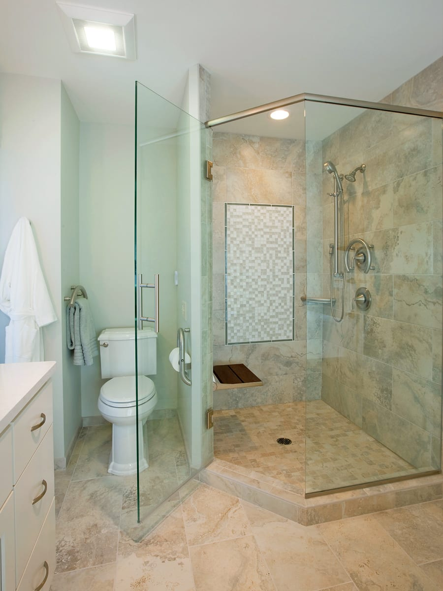 Shower frameless full neo