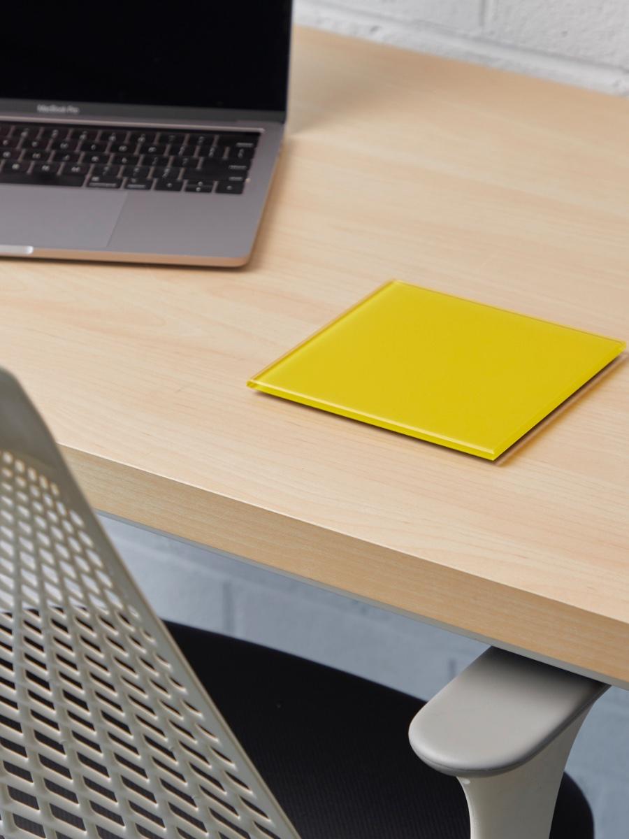 Glassboard Desk